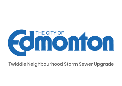 City of Edmonton Logo & Link