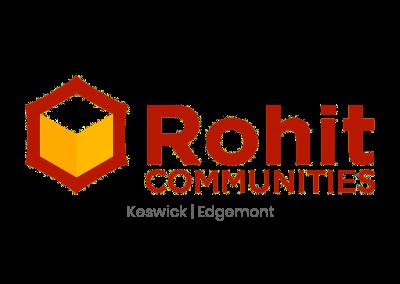 Rohit Logo & Link